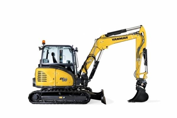 Nuovo Yanmar SV60